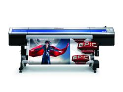 The new Roland SOLJET Pro 4 offers next generation large-format printer quality and performance at a surprisingly affordable price. It sits in a class by itself above all other large format printers.